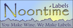 Noontime II Logo you make wine
